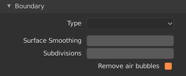Blender Fluid Remove Air Bubbles