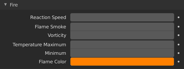 Blender Smoke Color