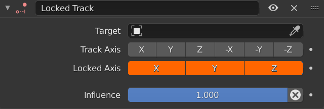 Blender Track To Axis